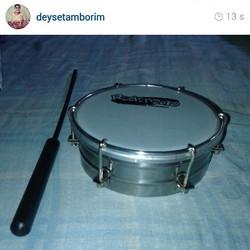 Instagram - #TeamRedenção #tamborim