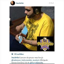 Instagram - #teamredenção @inaciorios