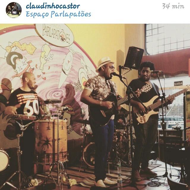 Instagram - #TeamRedenção #TimeDeRespeito @claudinhocastor