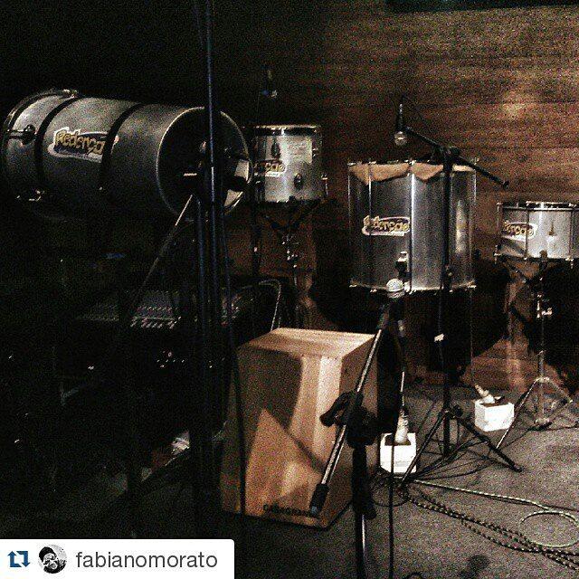 Instagram - #Repost @fabianomorato ・・・ #Samba #Pagode #Percussão #Bum #SomDoTamb