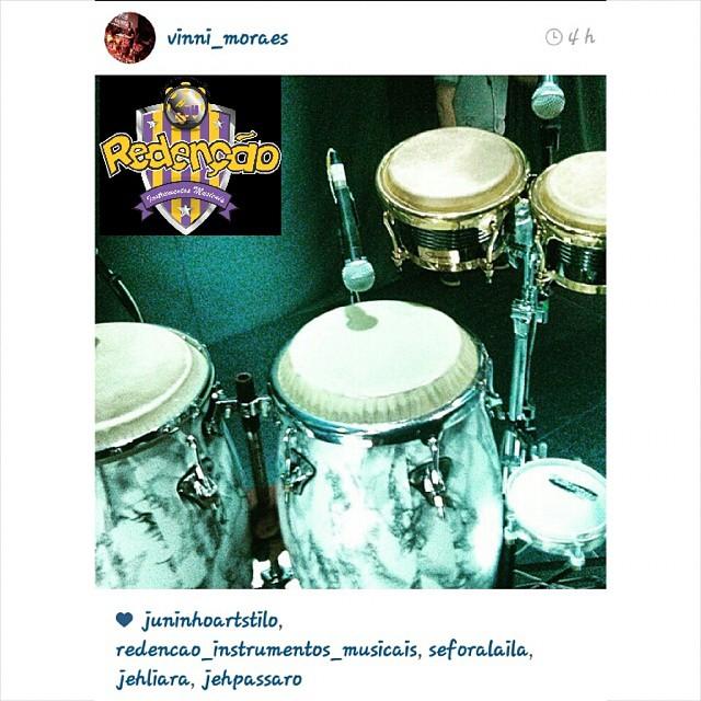 Instagram - #TeamRedenção @vinni_moraes