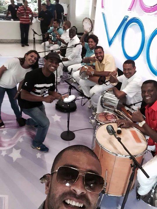 Diogo Nogueira e Banda Olho do Tigre