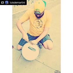 Instagram - #TeamRedenção #TimedeRespeito #TocaRedenção @luisdemartini