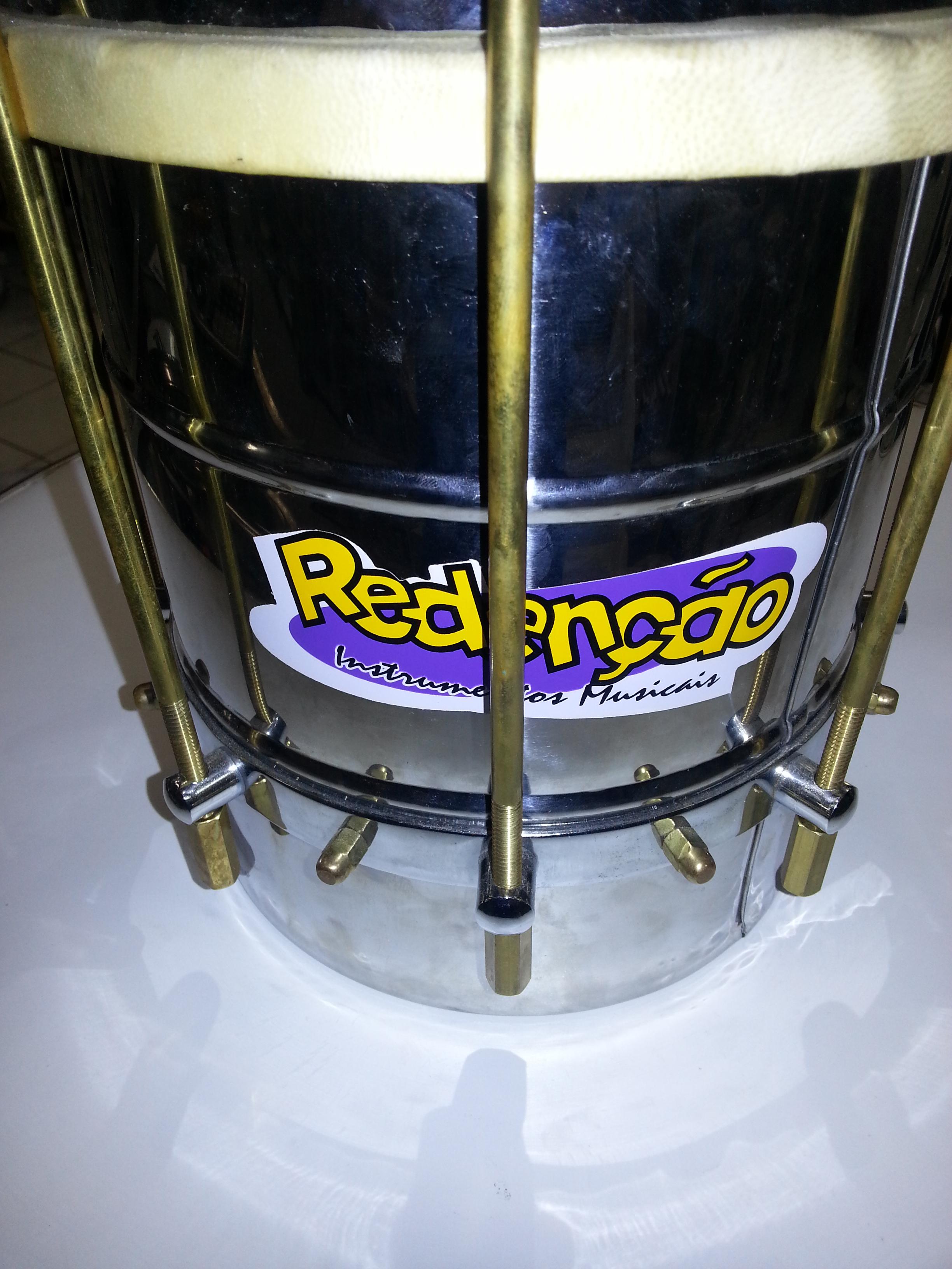 Cuíca Aço Inox