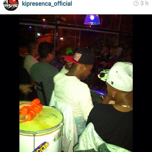 Instagram - #TeamRedenção @kipresenca_official