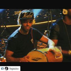 Instagram - #TeamRedenção #TimedeRespeito @fagazzu