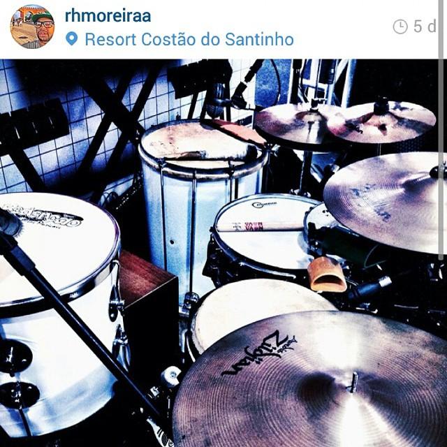 Instagram - #TeamRedenção @rhmoreiraa