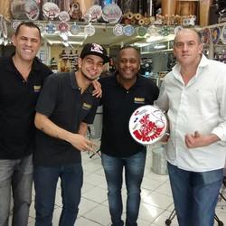 Instagram - #TeamRedenção #TimedeRespeito #TocaRedenção Vereador Nelsinho Ferrei