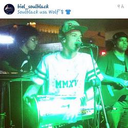 Instagram - #TeamRedenção #TimeDeRespeito @biel_soulblack