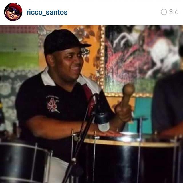 Instagram - #TeamRedenção @ricco_santos