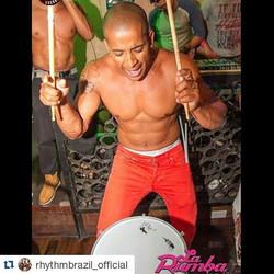 Instagram - #Repost @rhythmbrazil_official ・・・ @timbaladasouza rocking #larumba.
