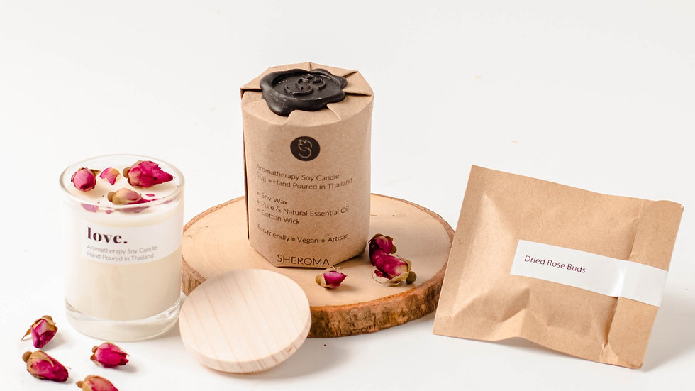 Aromatherapy Soy Candle l 50 g
