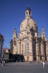 Explore the east Frauenkirche