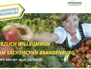 Wir können auch Sächsisch - Sächsisches Brandenburg