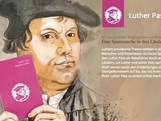 Mit dem Luther Pass unterwegs