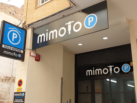 Mimoto Parking, parkings exclusivos para motos con una  gestión 100% autónoma