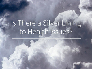 Find that silver lining to weight loss