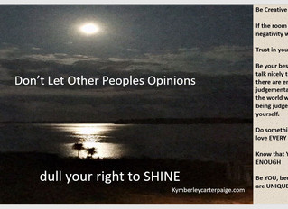 Why other peoples opinions don't matter