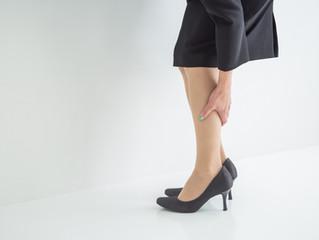 【下肢静脈瘤と靴の関係①】