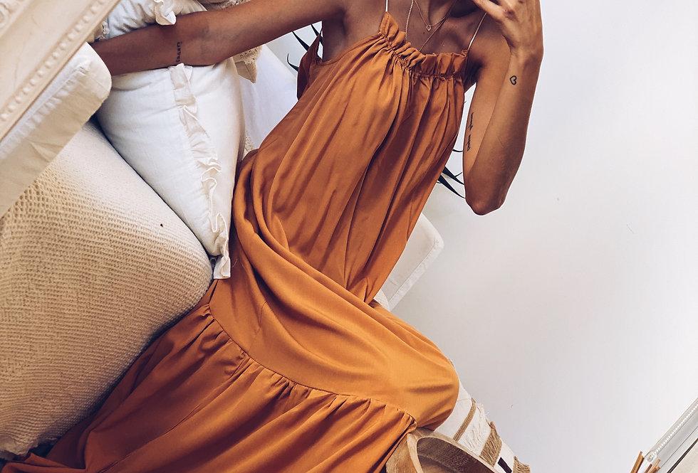 Classy Paz Dress/ Mostaza