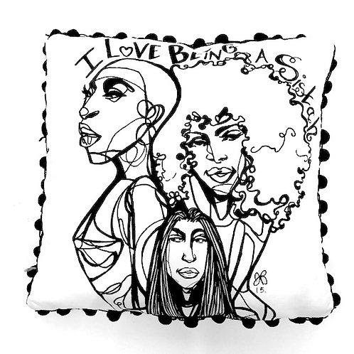 Soul Sistah - Pillow