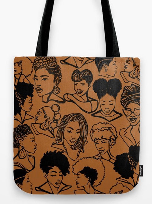 Good Hair Vibes Tote bag