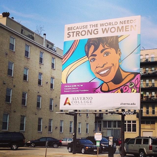 Alverno Campaign 2014