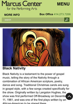 Black Nativity, 2015