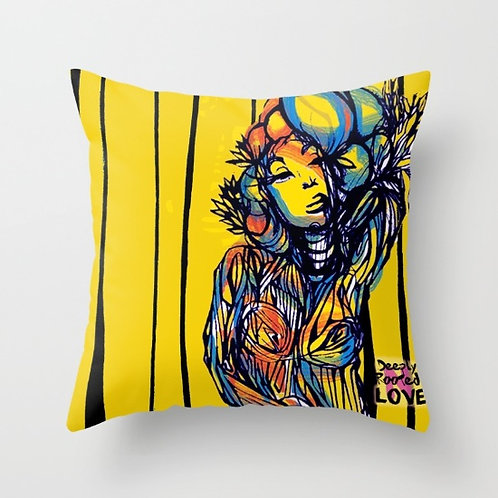 Passion Yellow - Deeply In Love (Pillow)