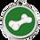 Thumbnail: Médaille en émail Os