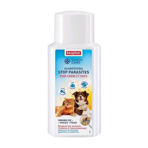 Shampoing stop parasites