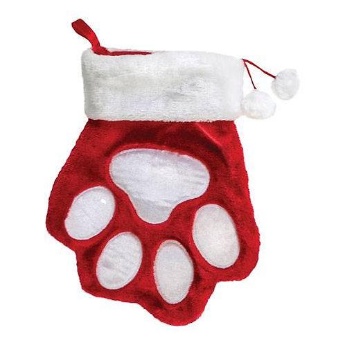 Jouet KONG® Holiday Stocking Paw