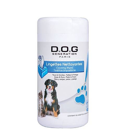 Lingettes Nettoyantes Dog Génération