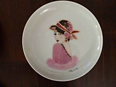 Pink Lady from the Ladies Collection
