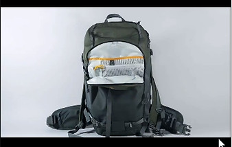 Review LowePro Flipside 450