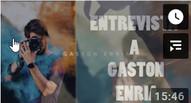 Entrevista Gastón Enria