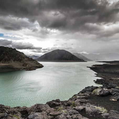 Laguna del Laja - La belleza y la tragedia