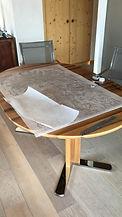 Iznik Ceramic Work in Progress
