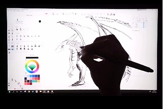 Review WACOM CINTIQ