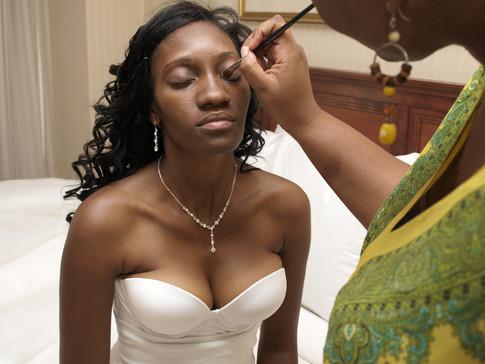 Bride: Naomi