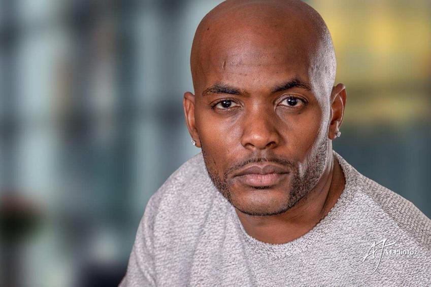 Actor Cornelius Bryant