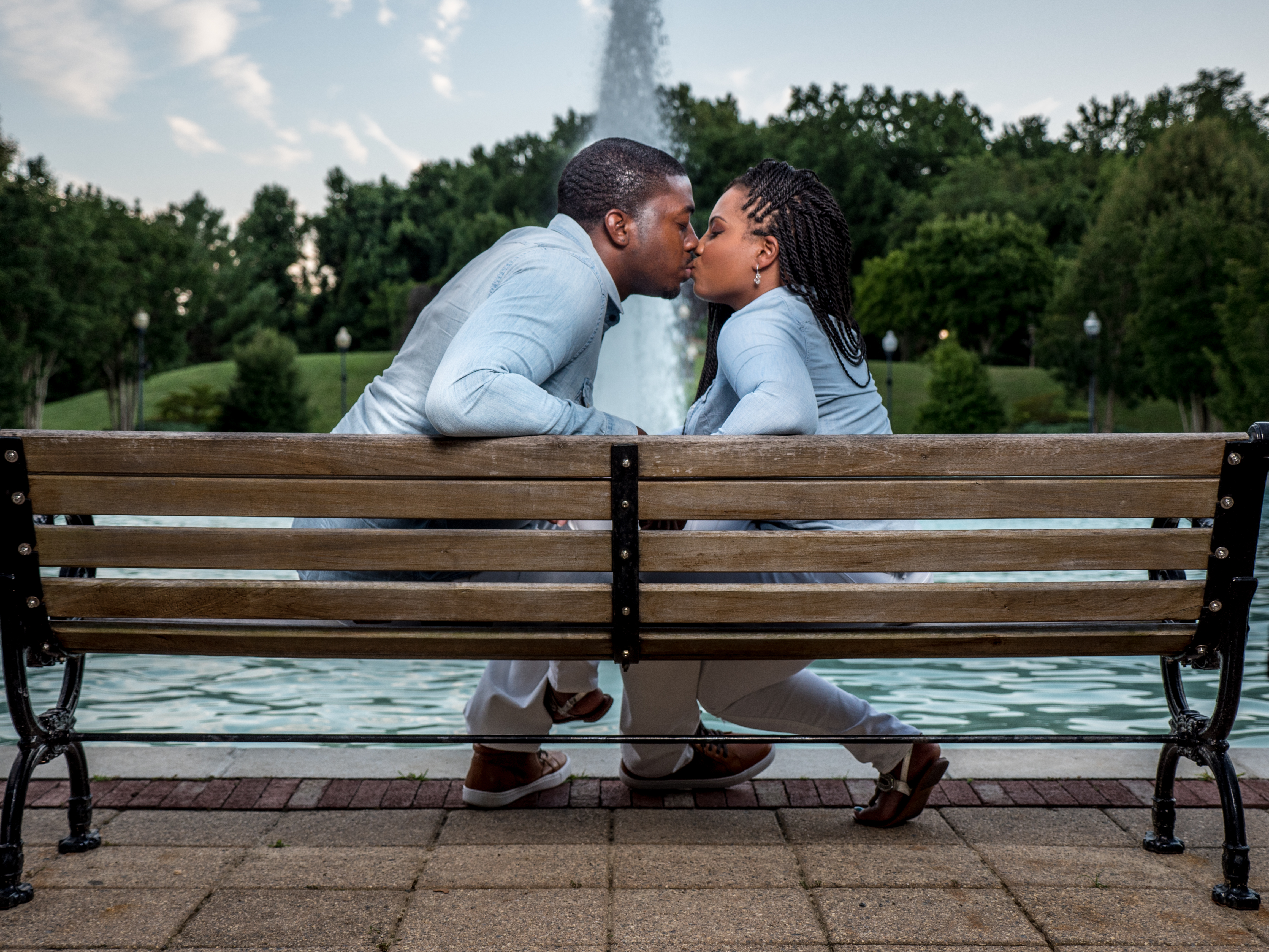Jae & Charvelle in Annapolis, MD