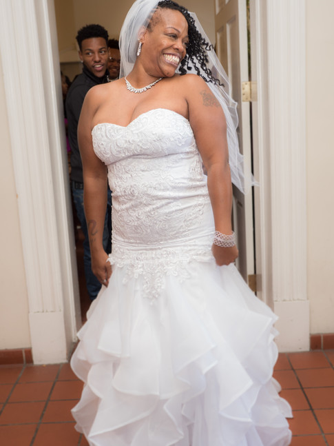 Bride: Tammi