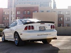 Kalvin's 98 Mustang GT