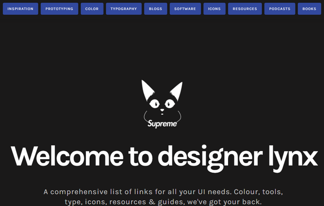 The best design inspiration websites