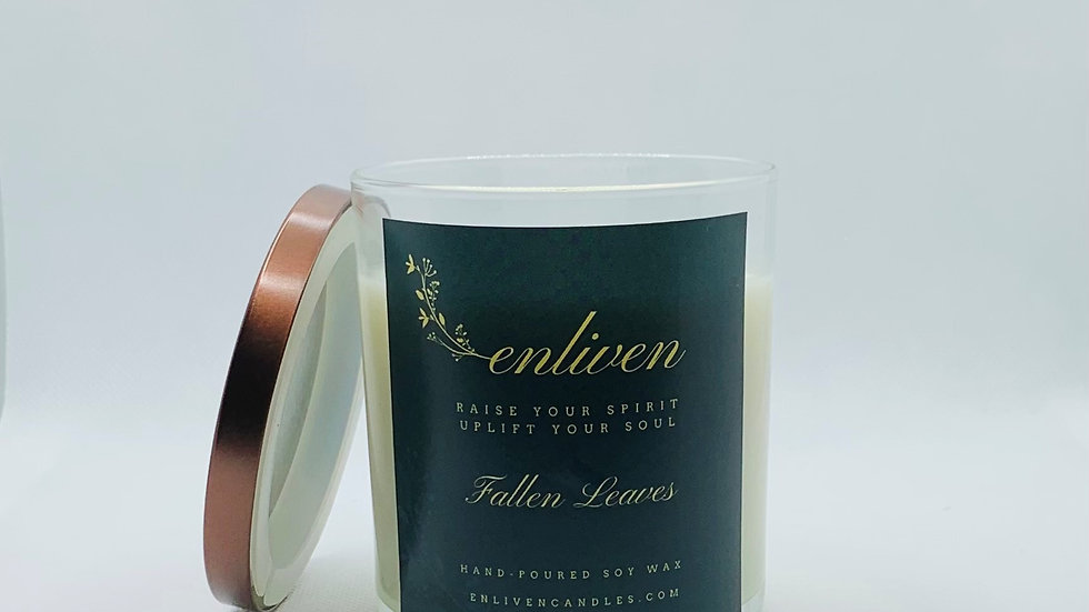 Fallen Leaves 8.5oz. Soy Candle