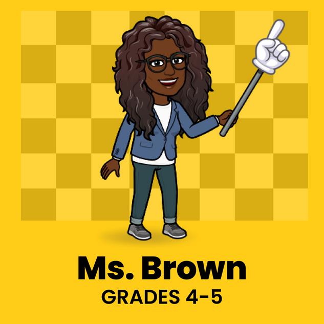 Ms. Brown
