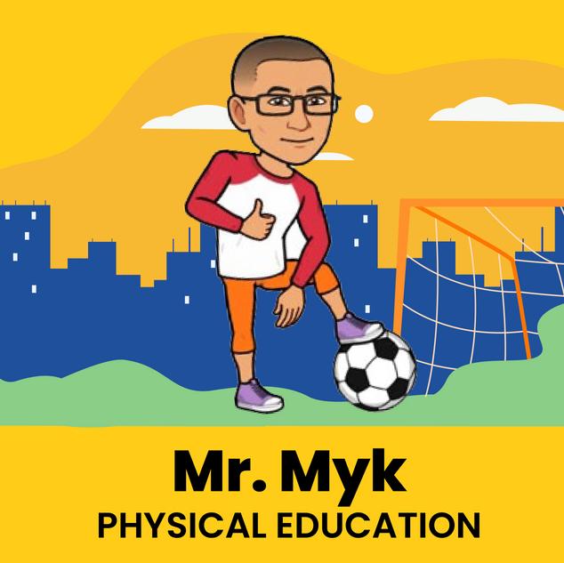 Mr. Myk Mercado