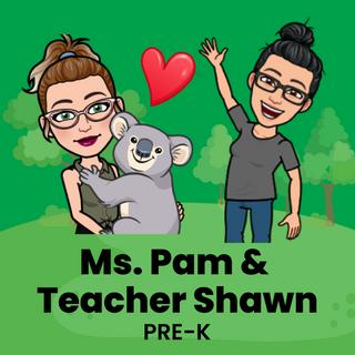 Ms. Pam & Teacher Shawn