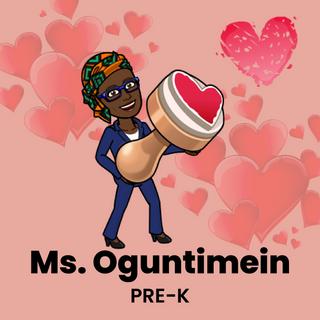 Ms. Oguntimein